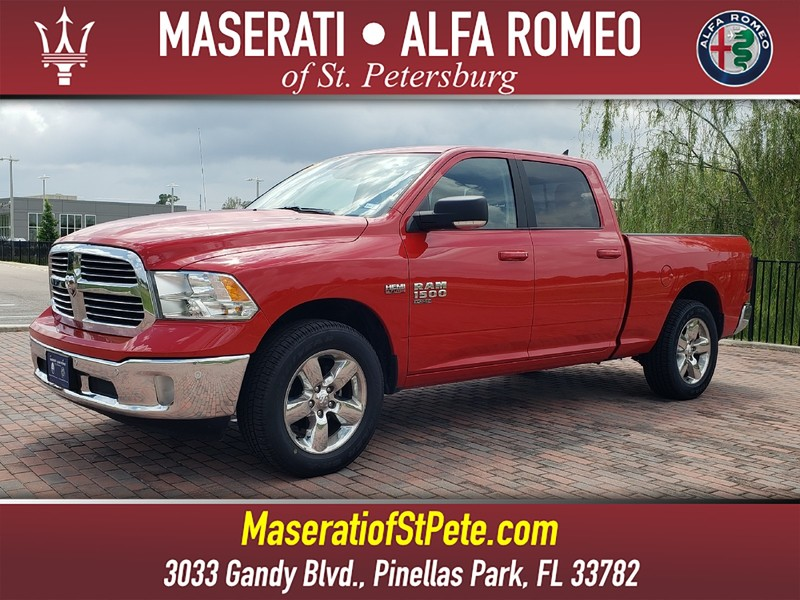 Pre-Owned 2019 RAM 1500 CLASSIC BIG HORN 4X2 CREW CAB 6'4