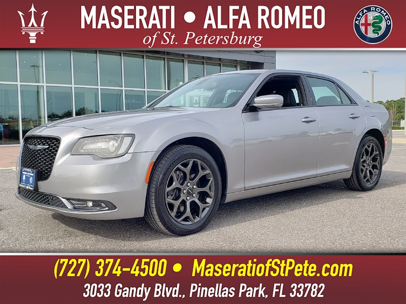 Pre-Owned 2018 CHRYSLER 300 300S AWD