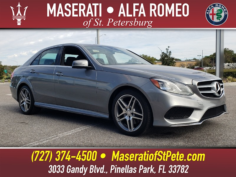 Pre-Owned 2014 MERCEDES-BENZ E-CLASS E 350 SPORT RWD